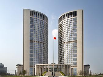 合肥市政务文化新区政务中心
